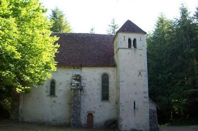 Visite De L'ancienne Chapelle Saint-lazare à Varzy