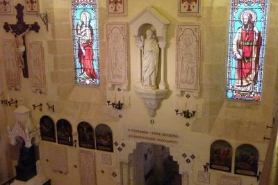 Visite De L'église à Saint Medard d'Eyrans