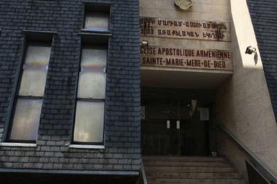Visite De L'église Apostolique Arménienne Sainte-marie à Issy les Moulineaux