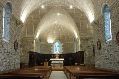 Visite De L'église De Guénouvry à Guemene Penfao