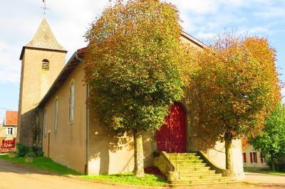 Visite De L'église De Haraucourt-sur-seille à Haraucourt sur Seille