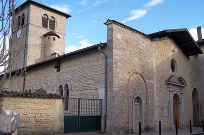 Visite De L'église De La Boisse