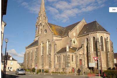 Visite De L'église De Saint-vincent-des-landes à Saint Vincent des Landes