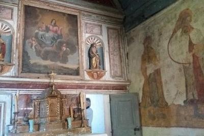 Visite De L'église Des Forges à Gouzon
