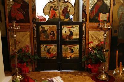 Visite De L'église Des Nouveaux Martyrs De La Terre Russe à Vanves