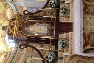 Visite De L'eglise Immaculée Conception à Carpineto