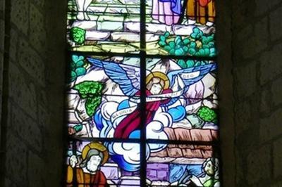 Visite De L'église Notre-dame De L'annonciation à Beugnon