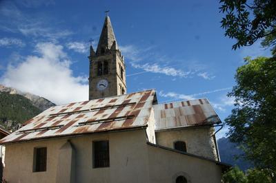 Visite De L'église Notre-dame De L'annonciation De La Vachette à Val des Pres