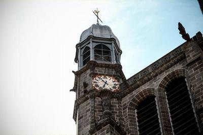 Visite De L' Église Notre-dame-de-prospérité à Clermont Ferrand