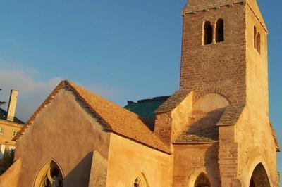 Visite De L'église Romane De Cortiambles à Givry
