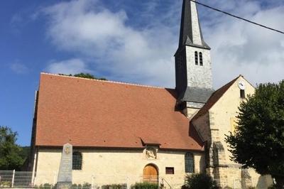 Visite De L'eglise Saint-cyr à Festigny