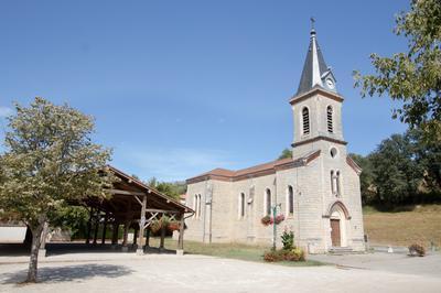 Visite De L'église Saint-donat à Sainte Croix