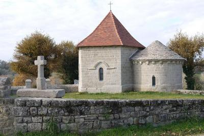 Visite De L'église Saint-hilaire De La Combe à Curemonte