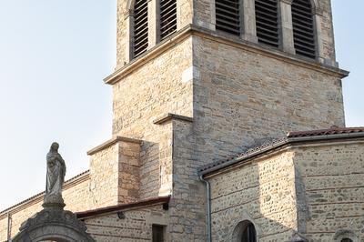 Visite De L'église Saint-marcellin De Bressolles
