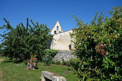 Visite De L'église Saint-martin À Masseilles