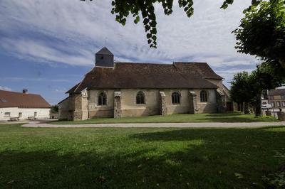 Visite De L'église Saint-martin De Champlay