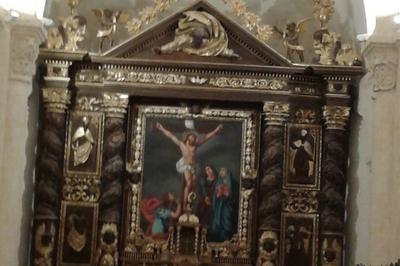Visite De L'église Saint-martin De Coulaures Et La Chapelle Notre-dame-du-pont