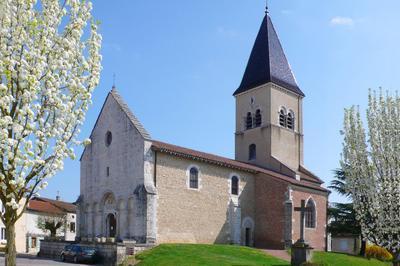 Visite De L'église Saint-paul à Saint-paul-de-varax. à Saint Paul de Varax