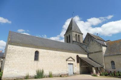 Visite De L'église Saint-pierre-de-rest à Montsoreau