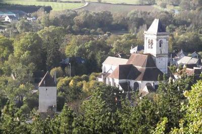 Visite De L'église Saint-pierre Saint-paul De Cravant