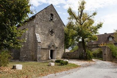 Visite De L'église Saint-sébastien à Conzieu