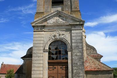Visite De L'eglise Saint-vincent à Corvol l'Orgueilleux