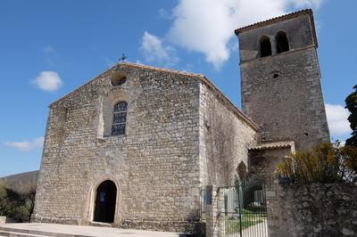 Visite De L'église Sainte Foy De Mirmande
