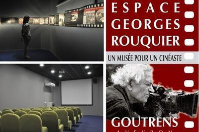 Visite De L'espace Georges Rouquier Et Expositions à Goutrens