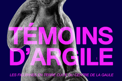 Visite De L'expo «témoins D'argile» à Moulins