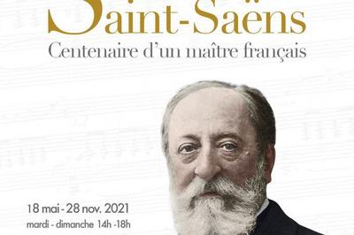 Visite De L'exposition : Camille Saint-saëns (1835-1921) Centenaire D'un Maître Français à Vichy