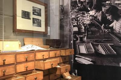 Visite De L'exposition « L'horlogerie Dans Ses Murs - Lieux Horlogers De Besançon Et Du Haut-doubs » à Besancon