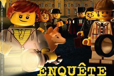 Visite De L'exposition Lego : Enquête à Cheverny