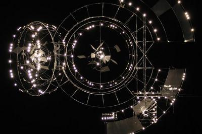 Visite de l'exposition Les Chambres de Lumière à Saint Cyprien sur Dourdou