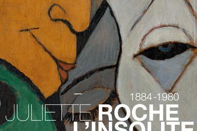 Visite De L'exposition Temporaire Juliette Roche : L'insolite à Besancon