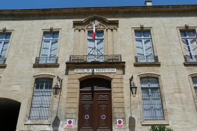 Visite De L'hôtel  Forbin De Sainte Croix (hôtel De La Préfecture) à Avignon