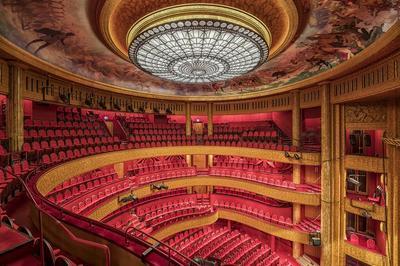 Visite De L'opéra De Reims