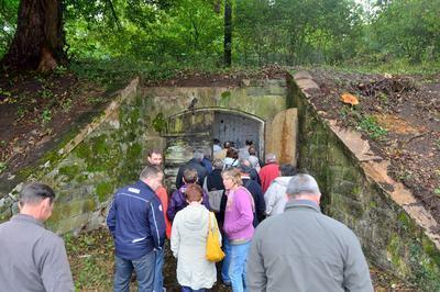 Visite De La Bsmat (citadelle Est) : Fossés De La Citadelle à Langres