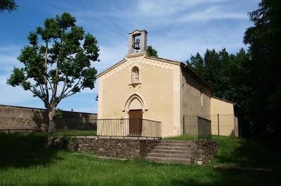 Visite De La Chapelle à Saint Symphorien d'Ozon
