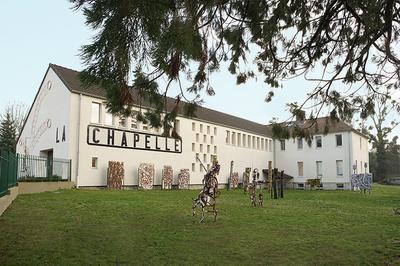 Visite De La Chapelle De Clairefontaine Et De Son Parc De Sculptures à Clairefontaine en Yveline