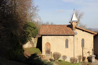 Visite De La Chapelle De Grolée à Viriville