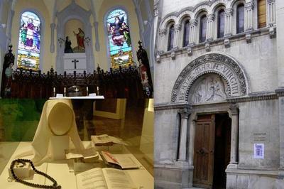 Visite De La Chapelle De La Visitation - Exposition : Les Visitandines En Leur Demeure à Montluel