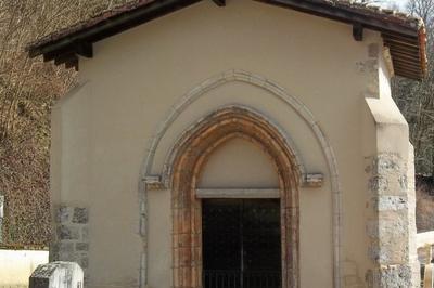Visite De La Chapelle Des Crues à Sainte Croix