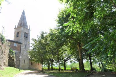Visite De La Chapelle Des Minimes à Montmerle sur Saone