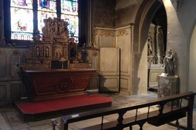 Visite De La Chapelle Du Saint-esprit à Neufchateau