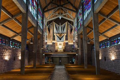 Visite De La Chapelle Et De La Crypte Du Collège Épiscopal Saint-etienne à Strasbourg