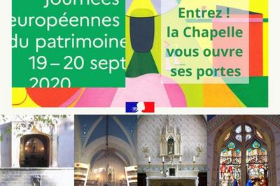 Visite De La Chapelle Notre-dame De Vers à Saint Igny de Vers