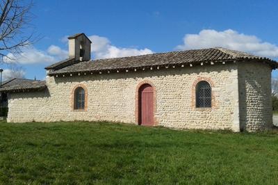 Visite De La Chapelle Saint-andré De Chânes. à Beligneux