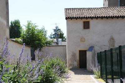 Visite De La Chapelle Saint-privat à Montigny les Metz