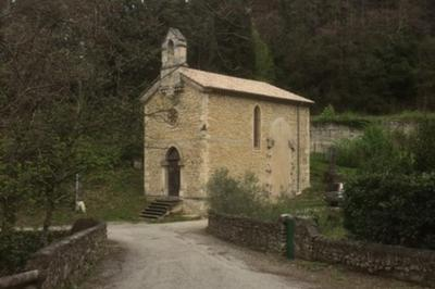 Visite De La Chapelle Sainte Lucie De Mirmande