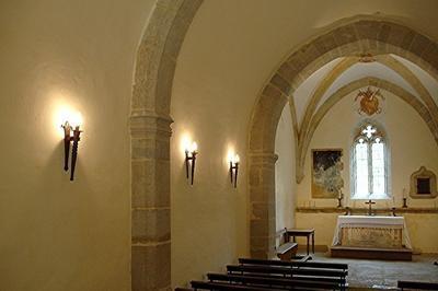 Visite De La Chapelle Sainte-madeleine à Leyssard
